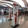 エアアジアX、関西ーホノルル。航空券はセール価格の往復22000円。(空港出発編)
