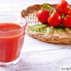 お腹やせ!トマトジュース活用はオリーブオイルを+