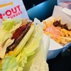 【DCL旅行記】In-N-Outのチーズバーガーをプロテインスタイルで(2018/9/16)