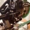 スライド丸のこに集塵機を繋げられるようにする[Hikoki][C3607DRA]