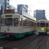 富山地方鉄道 市内軌道線乗車