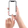 iPhone背中を叩いてみれば…スクリーンショットの音がする。