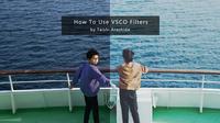 手軽で効率的!スマホ写真編集アプリ「VSCO」だけでフィルムライクに仕上げる