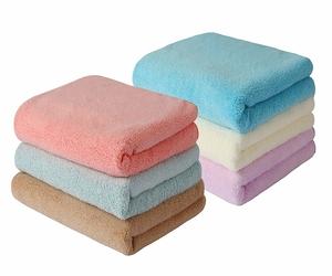 こんなに柔らかくて吸収性も凄い!今までのタオルとは一味違う!?