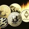 仮想通貨のポートフォリオ10月