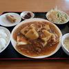 台湾風豆腐ランチと言う名の料理 @小美玉 味家和
