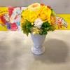 春の異動・退職・送別の花・連日大好評販売中です