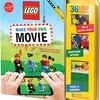 2017年7月25日新発売! 洋書「Lego Make Your Own Movie (Klutz)」レゴ ブロック付き