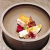 殿堂入りのお皿たち その218【セクレトさん の 富士山の薪のお皿】