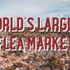 ダラス 世界最大級のカントンフリーマーケット