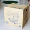 「サントリー南アルプスの天然水」の箱が可愛くなってた