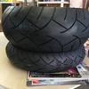 タイヤ交換と皮剥きプチツー