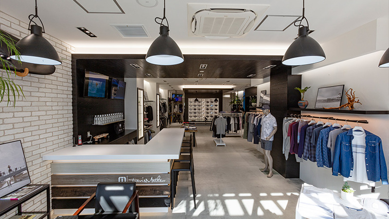 TravisMathewの日本1号店が湘南「ENOTOKI」内にオープン