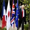 トランプ氏、G7後の会見せず ロシア疑惑追及恐れる?