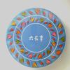 【空きびん・空き缶コレクション】六花亭のチョコレート「ラウンドハート」の缶