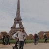 パリへ到着。男三人パリ観光物語。
