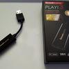 Creative Sound Blaster Play! 3 安価でハイレゾにも対応するUSBDAC
