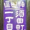 【神田區】須田町