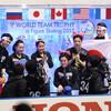 【動画】羽生結弦,宇野昌磨が国別対抗戦2017(4月21日)でフリーを終えて日本1位!