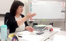 日本語教師プロファイル後藤理恵子さん―人生はいくらでもやり直せる!