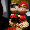 嫁入り道具のミニチュア:国立民族学博物館(万博記念公園)
