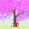 お花見気分を味わえ⁉︎ 桜イラスト+GIF