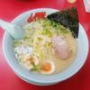【ラーメン山岡家】 プレミアム塩とんこつはまろやかなスープが最高!