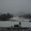 積雪によるクローズのお知らせ
