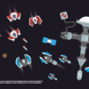 SpriteKitでゲーム その1- SPACE SHOOTER⑧