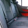 ボルボXC40 R-Design のシート(後席編①)