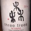 Domaine de Majas Three Trees Blanc le Cayrol 2014