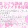 わさらー団アイドル総選挙☆