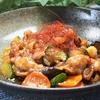 コチュジャンで作る!ナスときゅうりの回鍋肉風炒めの作り方・レシピ