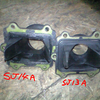 SJ14A SJ13Aのキャブを装着