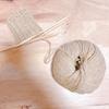 【編み物とシンプルな暮らし8回目】週末はゆっくりお酒を飲みながら編み物時間