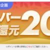 楽天リーベイツでJAL国際線10%還元祭り開催中!!