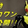 【食玩ゼロワンRISER 01】装動ゼロワン、その全貌を初公開!!