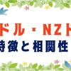 【豪ドル・NZドル】オセアニア通貨完全攻略!特徴や相関性を学ぼう♪【サヤ取りは有効?】