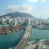 【韓国・釜山】1歳児の海外旅行デビューは安近短重視!