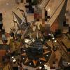 ミラコスタの屋根に手が届きそう!?5階からロビー&ガリオン船を覗いてみた!! ~2016年3月・Disney旅行記 東京ディズニーシーホテルミラコスタ紹介【18】