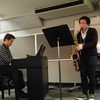 【イベントレポート】会員様限定「ピアノ・サックスサロン合同クラス会」開催しました!