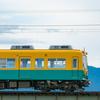 久しぶりに剱岳の稜線と:富山地鉄