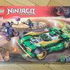 【LEGO】ニンジャゴー「70641:ニンジャ・ナイトクローラー」を購入。