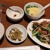横浜【京華樓 鶴屋町CRANE店】豚レバーとニラの炒め ¥700