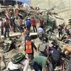 死者216人、犠牲者増える見込み…メキシコ