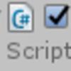 UnityのEditor拡張で「Script」フィールドを設置する方法