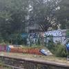 パリ穴場の散策コース!ポルトドレの隣の駅線路跡がアートだ