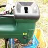 ガーデンシュレッダーの利用