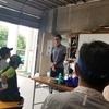 根岸森林公園でランニング教室