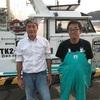 沼津から遠征 解禁!!神津島 高級魚シマアジ釣行!!